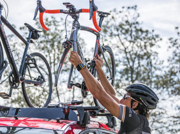 forklift bike rack